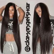 Cambodian Straight Hair